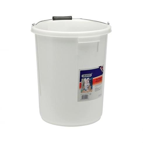 Plasterers White Bucket 25Lt
