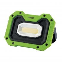 Rechargeable LED Worklight With Wireless Speaker