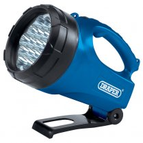 DRAPER RECHARGEABLE TORCH 1.9LED  31940