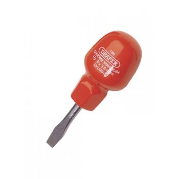 Draper SCREWDRIVER FLARED TIP 19497 6X38