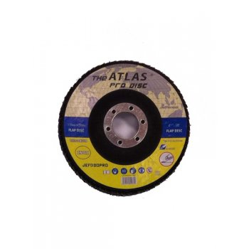 Dronco Flap Disc 115mm X 22mm P40 Grit