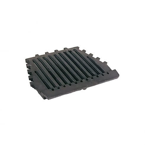 """Dunsley Firefly Grate 16"""" Flat (No Legs)"""