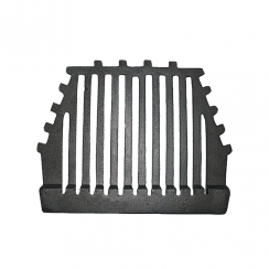 "Dunsley Firefly Grate 18"" Flat (No Legs)"