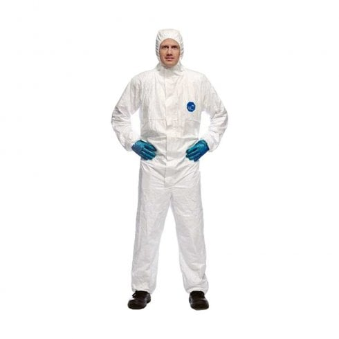 Dupont Tyvek Classic Xpert Coverall Large (H:174-182cm, W: 100-108cm)