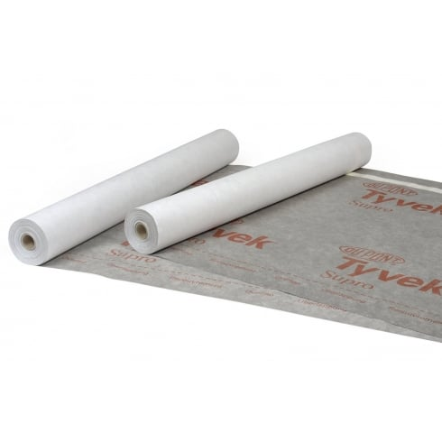 Dupont Tyvek Supro Roofing Membrane 50M X 1.5M
