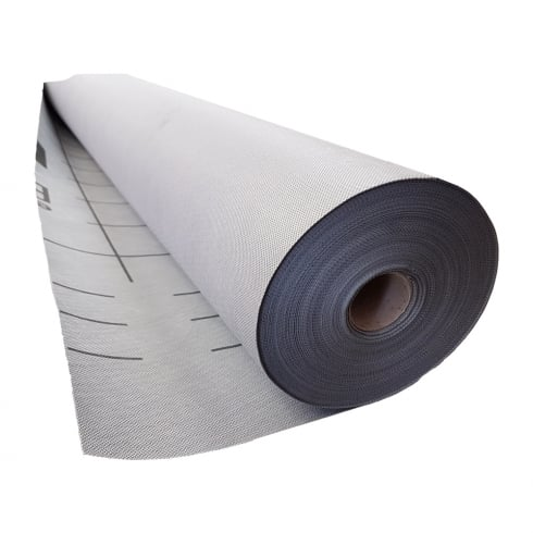EasyTrim Roofing and Construction Products Easy Trim PRO 122 Vapour Permeable Roofing Underlay 1.5m x 50m