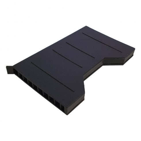 EasyTrim Roofing and Construction Products Wall Weep Vent - Black - 50 Pack