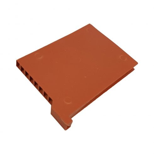 EasyTrim Roofing and Construction Products Wall Weep Vent - Terracotta - 50 Pack