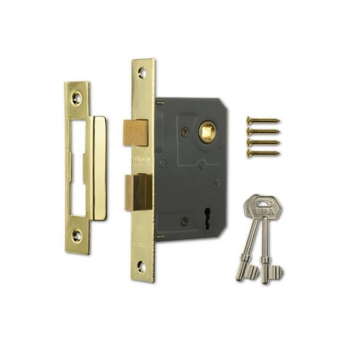 ERA 3 Lever Door Lock - 76mm (3