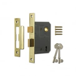 "ERA 3 Lever Door Lock - 76mm (3"") Sashlock"