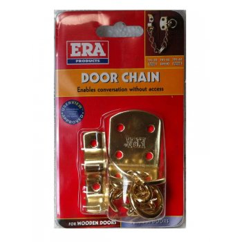 ERA Brass Door Chain