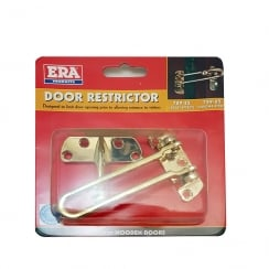 Brass Door Restrictor 789-32