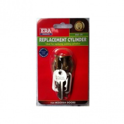 ERA Brass Plated Replacement Cylinder