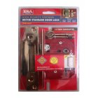 "ERA High Security Fortress - British Standard Door Lock - 64mm (2 1/2"") Mortice Lock"