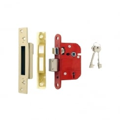 "ERA High Security Fortress 5 Lever Dead Lock - 76mm (3"") Deadlock"