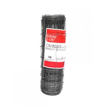 Estate 2Life Estate Galvanised Fencing Wire 50 Metres