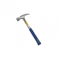 ESTWING 22OZ ST CLAW HAMMER E322S BLUE HANDLE