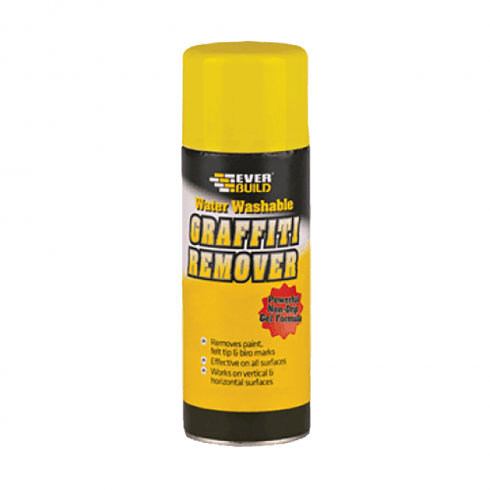 Everbuild E/BUILD  GRAFFITI  REMOVER 400ML