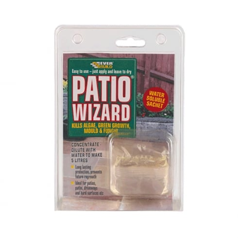 E/BUILD PATIO WIZARD SUPER CONCENTRATE  50ML