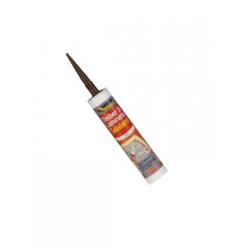 Everbuild Timber & Laminate Sealant 310ml Oak