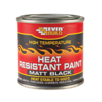PURIMACHOS  HEAT RESISTANT PAINT 125ML BLACK