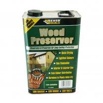 Wood Preserver - Fir Green 5Lt