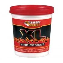 XL Fire Cement - Fire, Stove & Flue Cements