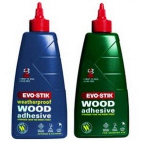 Evo-Stik Wood Glue (Various Sizes)
