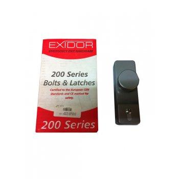 EXIDOR 302 EXTERNAL LOCK ATTACHMENT SILVER