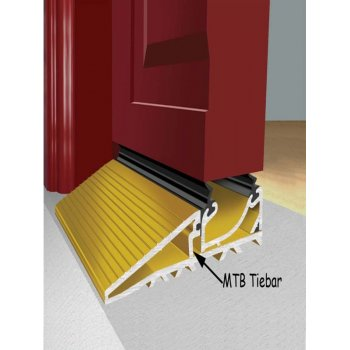 EXITEX SINGLE SEALING DOOR SILL GOLD