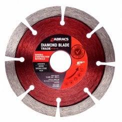 Diamond Blade 115x20x22.23mm