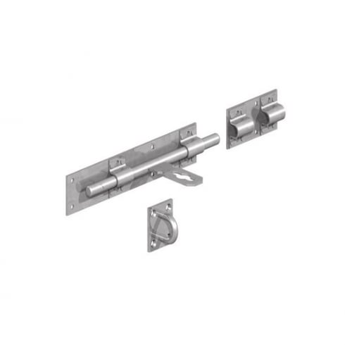 GateMate Heavy Cross Pattern Door Bolt