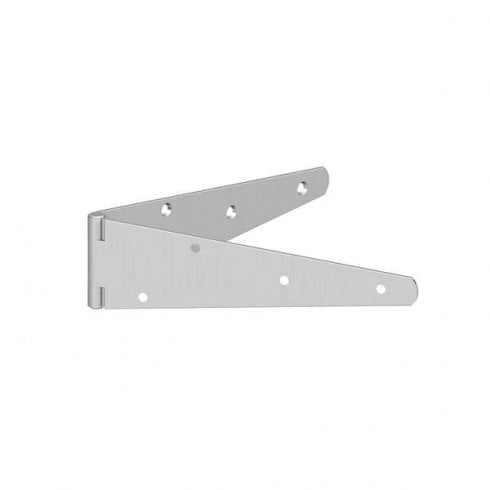 "GateMate Medium Strap Hinges Pair - 8"" - Pair"