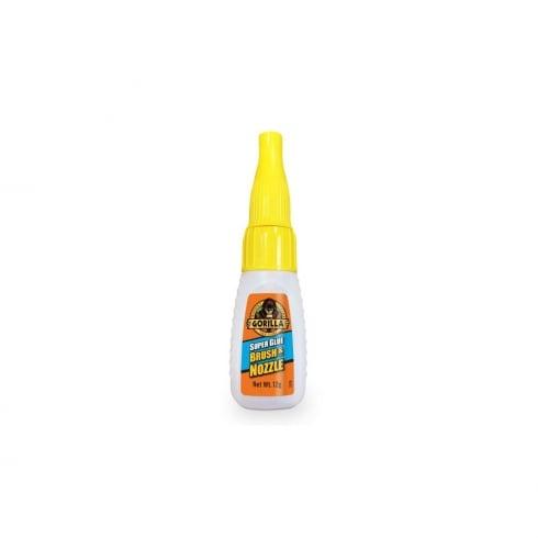 Gorilla Super Glue Bush & Nozzle 12g