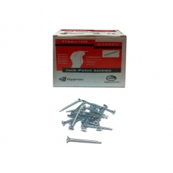 Gyproc Jack Point Screws - 41mm - Box of 1000
