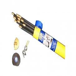 Drain Rod Set in Case