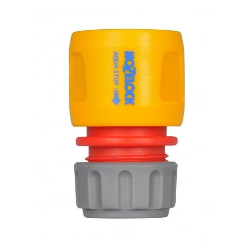 Hozelock AquaStop Connector (12.5mm & 15mm) 2185