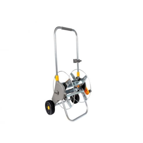 Hozelock Ready assembled 60m metal cart without hose