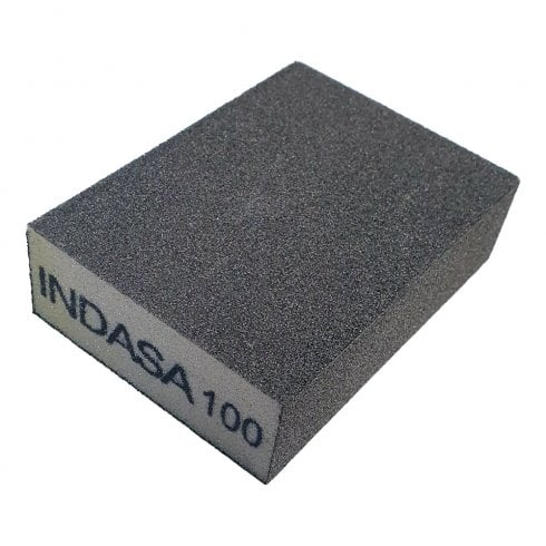 INDASA Double Sided Sanding Pads P100  (10 Pack)