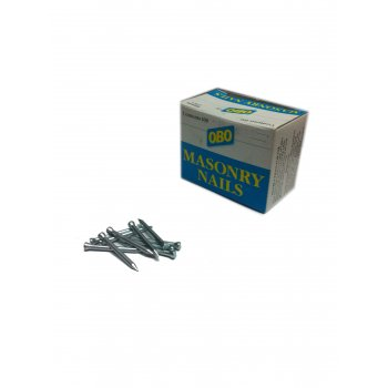 Irwin Tools Masonry Nails Obo 40mm (Box of 100)