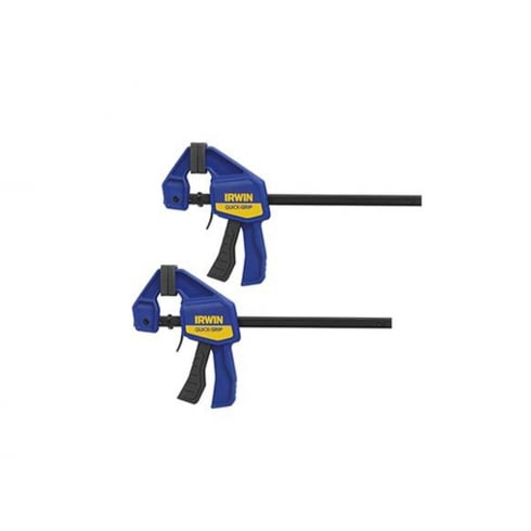 Irwin Tools QUICK-GRIP® Mini One-Handed Bar Clamp