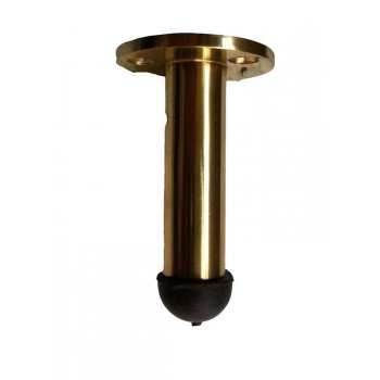 BRASS PROJECTION DOOR STOP LH8763