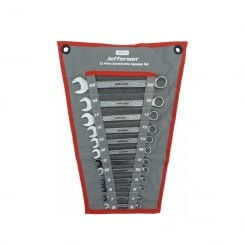JEFFERSON 12 PIECE SPANNER SET