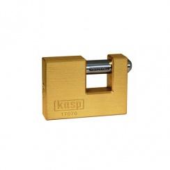 KASP 63MM SHUTTER PADLOCK K17063D