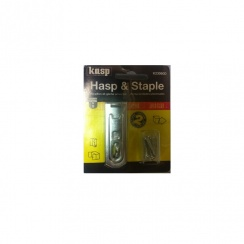 Kasp Hasp and Staple - 60mm - K23060D