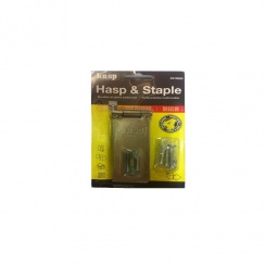 Kasp Hasp and Staple - 95mm - K21095D