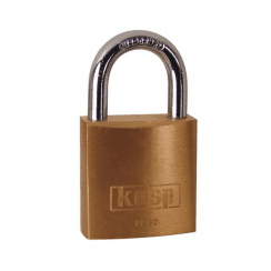 Kasp K12030D Brass Padlock - 30mm
