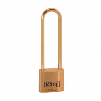 Kasp K12530L70BD Long Shackle Padlock - 30mm