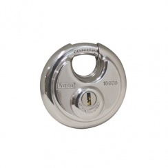 Kasp K16070D Disc Padlock - 70mm
