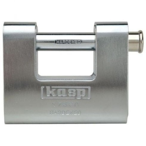 Kasp K17580D Armoured Shutter Lock - 80mm
